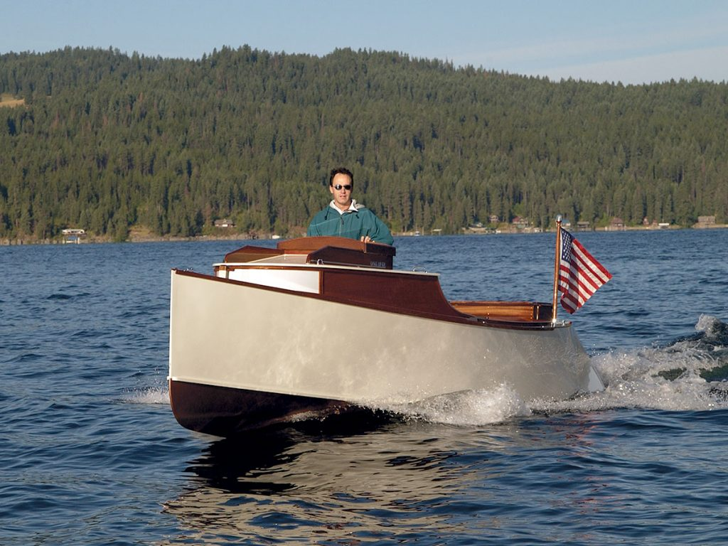 Coeur Customs 260 Lake Liner
