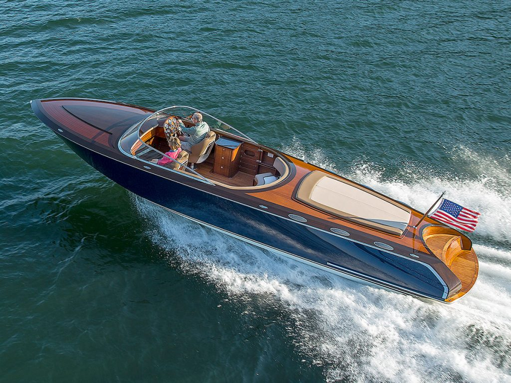 Coeur Customs Boat Model 340 Pure