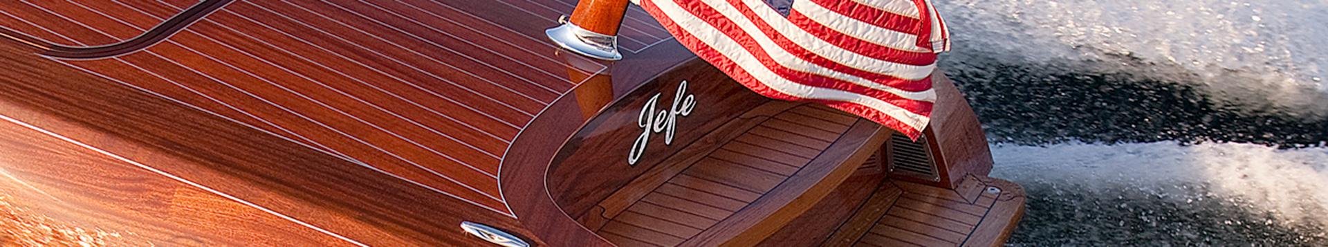 Yachts France: Jefe
