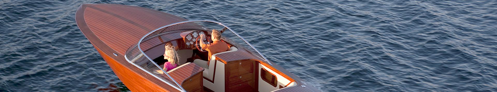 Yachts International: Jefe