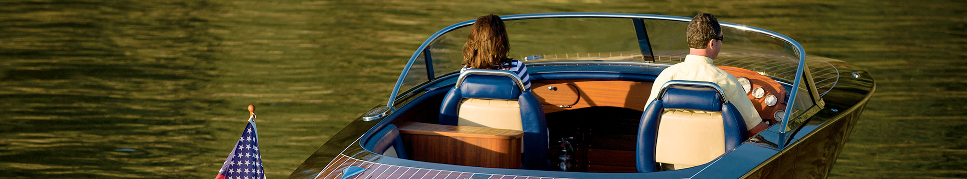 Care for your wood boat is important, count on Coeur Customs