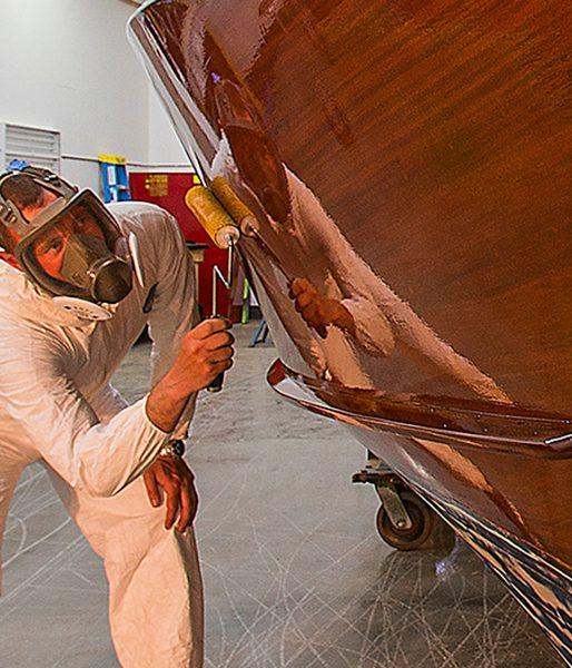 Step 5 - Paint & Varnish